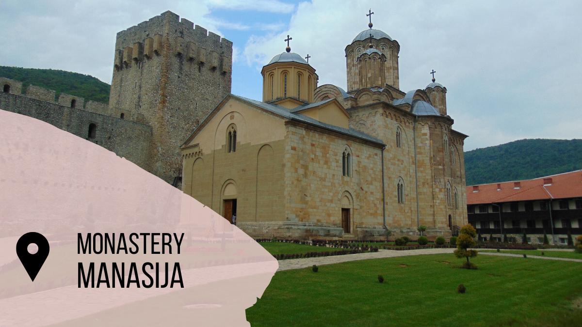 The mystery of Manasija Monastery